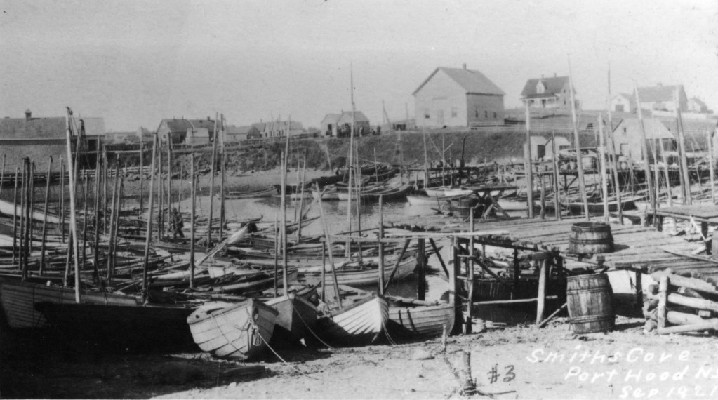 Smith's Cove, Port Hood Island, 1921