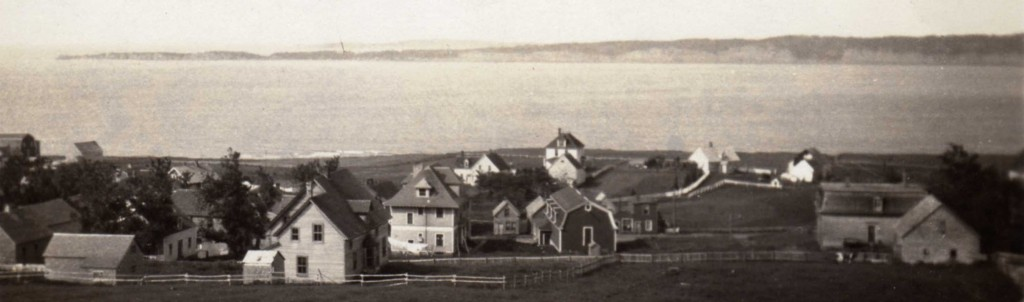 South End Port Hood, circa 1925