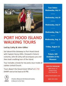 Island Walking Tour